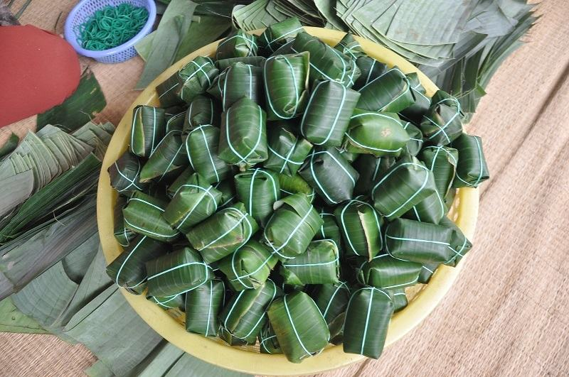 Các loại nem chua Thanh Hóa