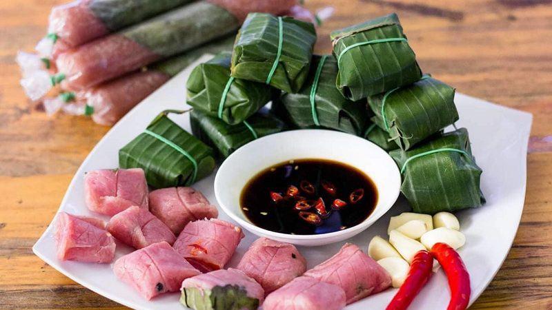 Địa chỉ mua nem chua Thanh Hóa tại Hà Nội