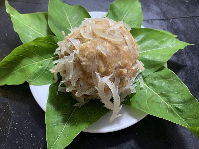 Nem nắm Nam Định